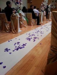 Gorgeous wedding decor.
