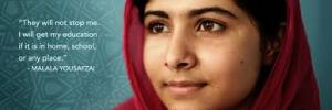 Malala Yousafzai turned 16 today and spoke at the United Nations about equal rights to education.