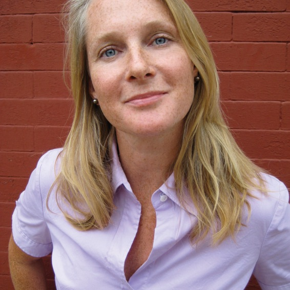 This is Piper Kerman, author of Orange is the New Black.