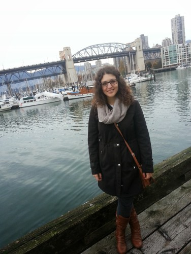 I could stand on the Granville Island Ferry Dock for hours. It's so peaceful and makes me forget I'm in Canada.