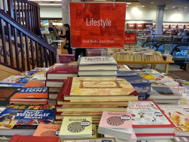 An awesome selection of Lifestyle books and guides.