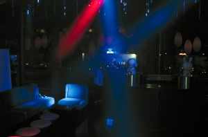 Product Nightclub, where the Read & Believe fundraiser benefiting Literature for Life was held. It is located in Toronto's entertainment district.