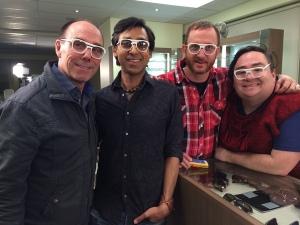 The magic glasses!