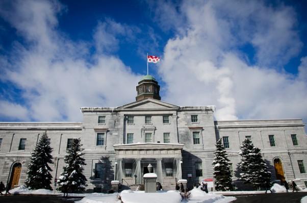 McGill University.