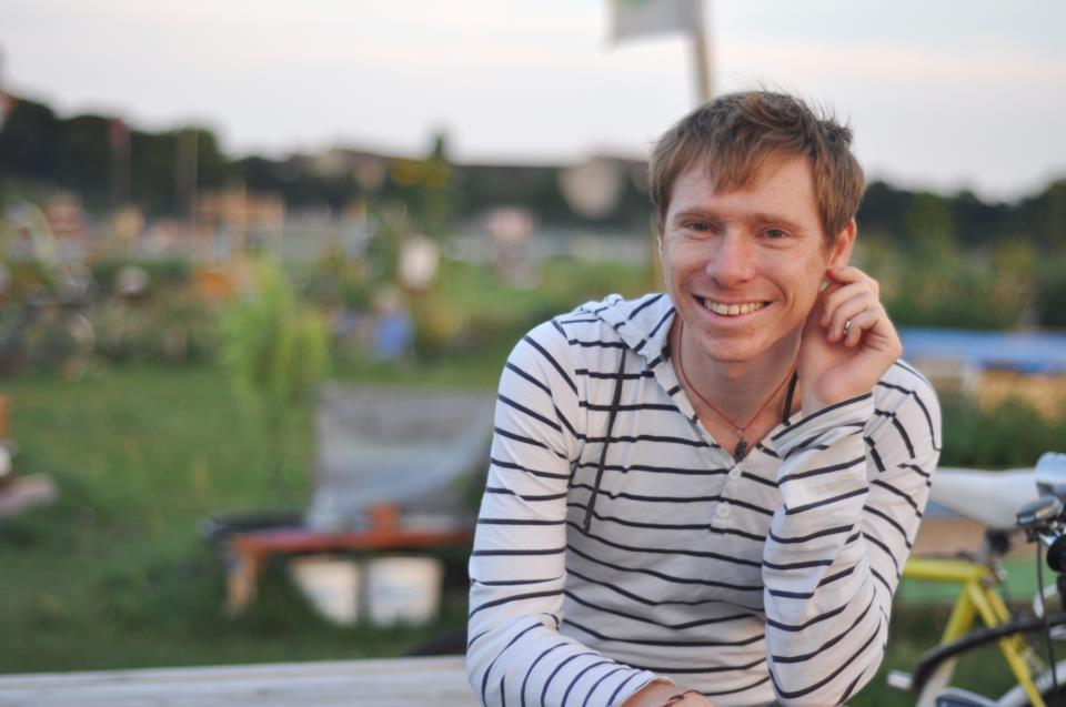 Adam Groffman. Via: http://travelsofadam.com/about/.
