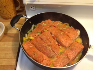 Did you know? Eating salmon two to three times a week can reduce the risk of heart attack and stroke.