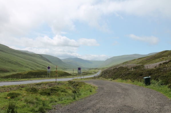 Following the exhilarating drive through Cairngorms National Park from Edinburgh to Inverness. A four hour drive through mountains, rolling hills and the occasional roadside sheep.