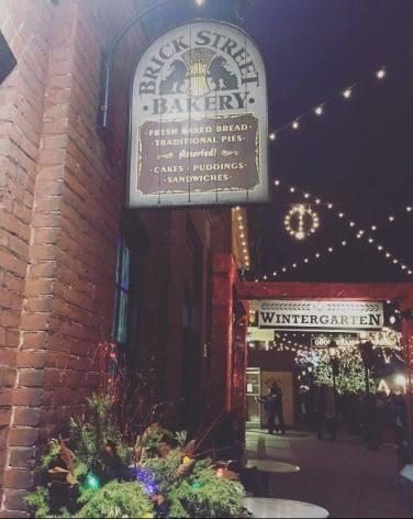 Brick Street Bakery!