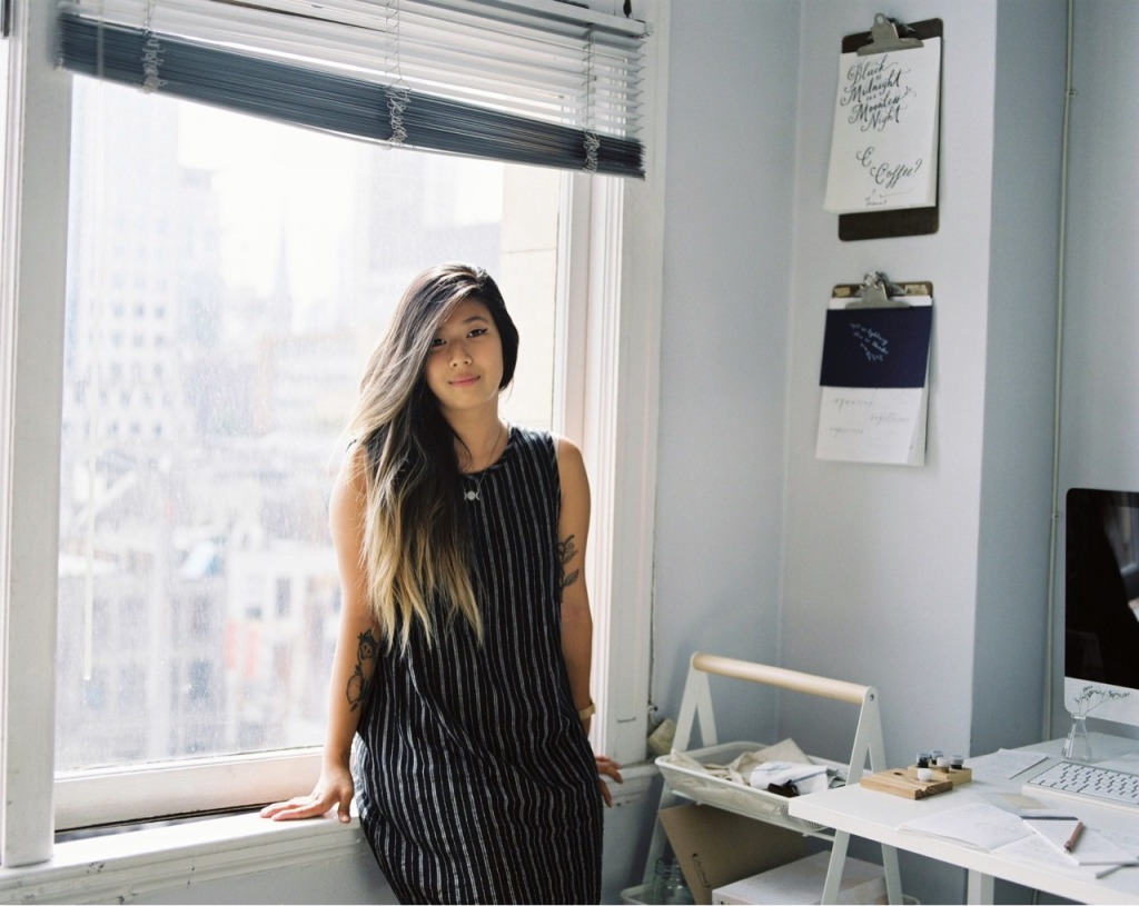 Christina Luo of Fox and Flourish.