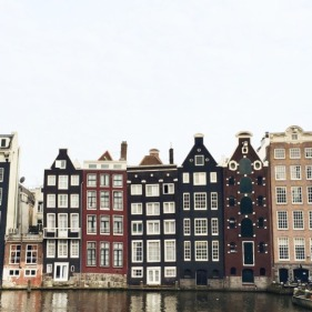 Amsterdam, The Netherlands. Photo by: @maeandmany.