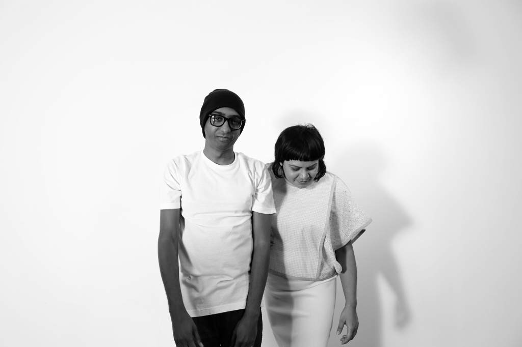 LAL of Toronto is made up of producer Nicholas Murray and vocalist Rosina Kazi. Photo courtesy of: LAL.
