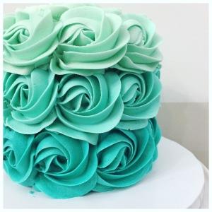 Cake by The Cake Mama. Courtesy of: Jzabela De Paz.