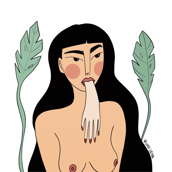 Illustration by: Ludi Leiva.