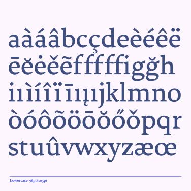 Bandhani Serif by Keya Vadgama.